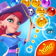 Bubble Witch 2 Saga (MOD, acceleration/lives)