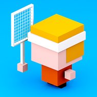 Download Ketchapp Tennis (MOD, Unlocked) free on android