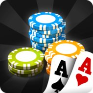 TEXAS HOLDEM POKER OFFLINE (MOD, money/unlocked)