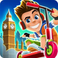 Skyline Skaters (MOD, unlimited gold/cash) - download free apk mod for Android