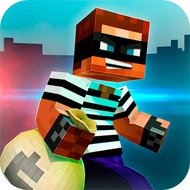 🚔 Robber Race Escape 🚔 (MOD, unlimited money)