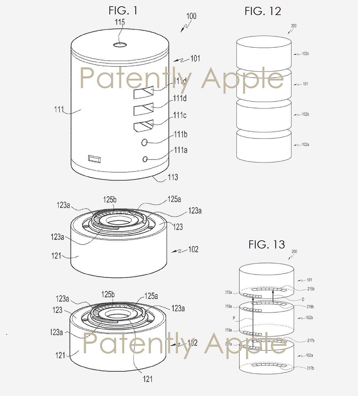 Модульный компьютер от Samsung
