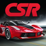 CSR Racing (MOD, Unlimited Gold/Silver)