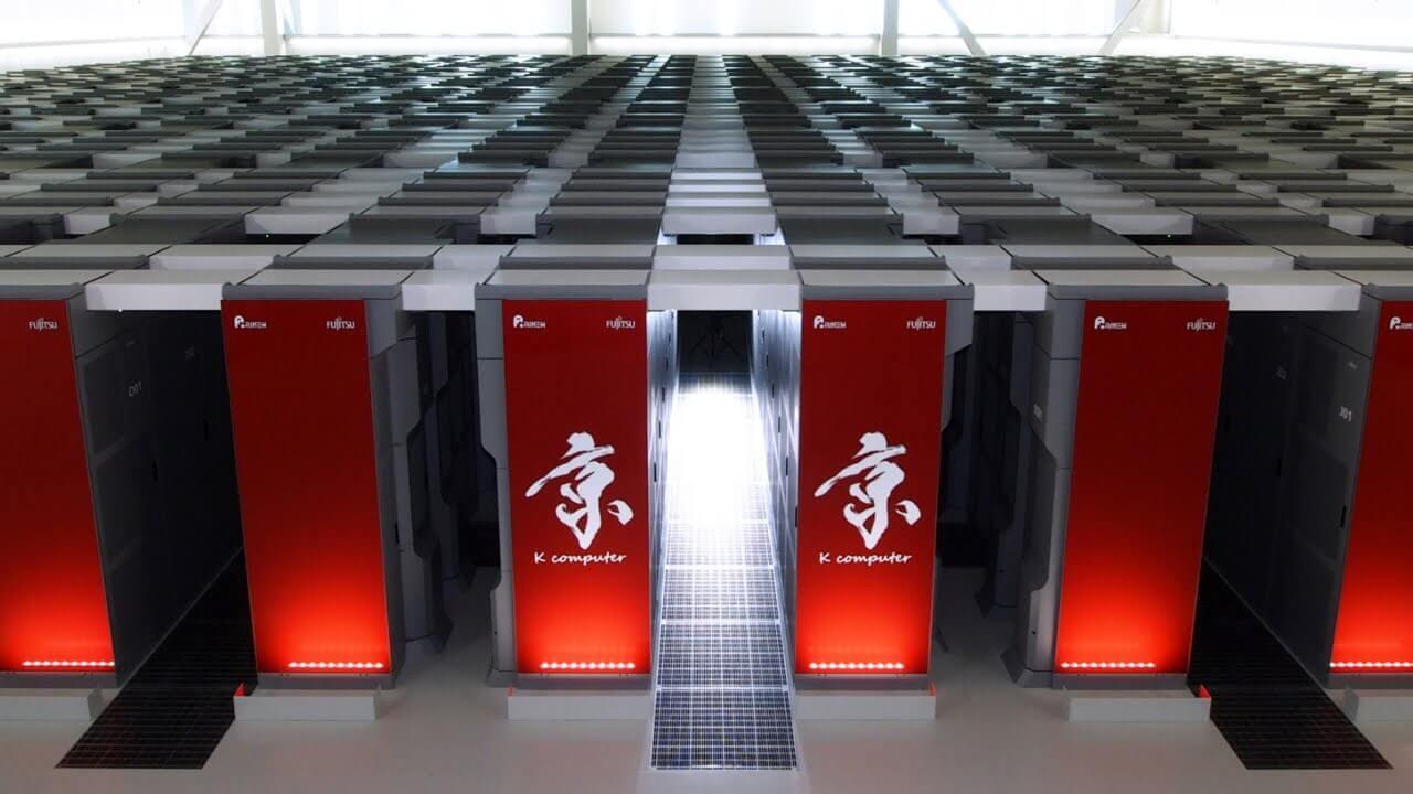 Разрабатывается новый суперкомпьютер