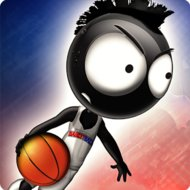 Stickman Basketball 2017 (MOD, Unlocked)