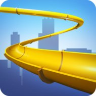 Water Slide 3D (MOD, unlimited money)