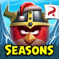 Angry Birds Seasons (MOD, unlimited coins) - download free apk mod for Android