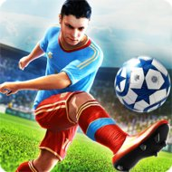 Final kick: Online football (MOD, unlimited money) - download free apk mod for Android