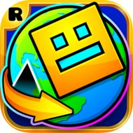 Geometry Dash World (MOD, Unlocked/Editor)