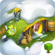 Download Farmdale (MOD, free shopping) free on android