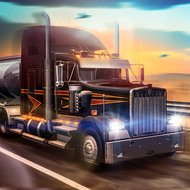 Truck Simulator USA (MOD, Money/Gold)