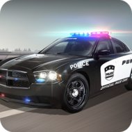 Police Car Chase (MOD, unlimited coins)