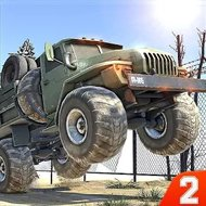 Download Truck Evolution : Offroad 2 (MOD, unlimited money) free on android - download free apk mod for Android