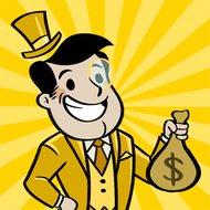 AdVenture Capitalist (MOD, Unlimited Gold)