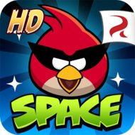 Angry Birds Space HD (MOD, Unlimited Bonuses) - download free apk mod for Android