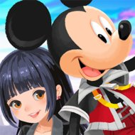 KINGDOM HEARTS Unchained χ (MOD, Massive Damage) - download free apk mod for Android