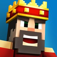 Download Craft Royale – Clash of Pixels (MOD, Infinite Gems/Coins) free on android - download free apk mod for Android