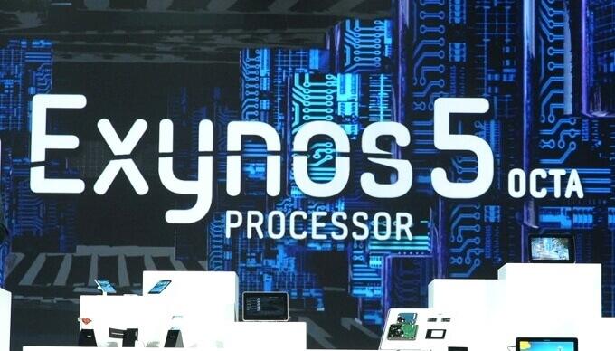 Exynos не появляться на телефонах других компаний