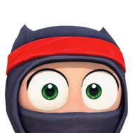 Clumsy Ninja (MOD, Unlimited Coins/Gold)