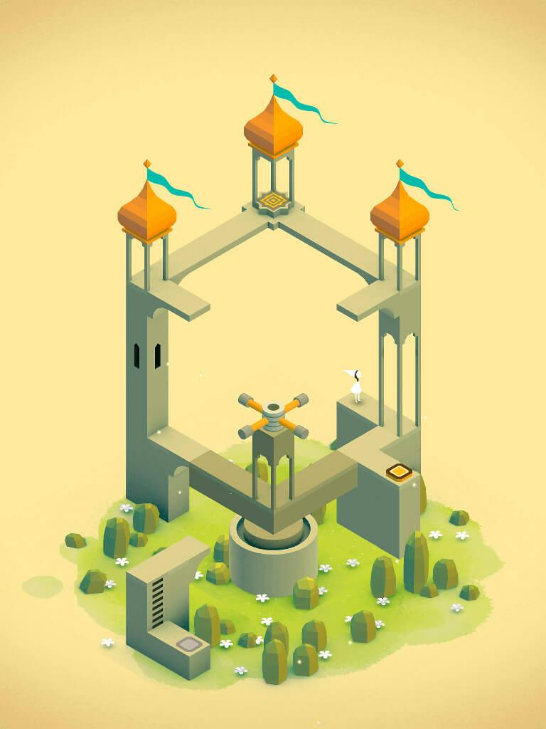 Новая часть легендарной Monument Valley вышла на iOS