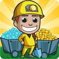 Idle Miner Tycoon (MOD, Free Money) - download free apk mod for Android