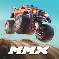 MMX Hill Dash (MOD, Free Shopping) - download free apk mod for Android