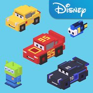 Disney Crossy Road (MOD, Money/Unlocked) - download free apk mod for Android