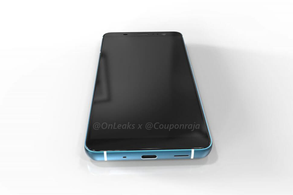 Характеристики безрамочного HTC U11 Plus