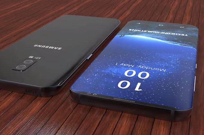 Искусственный интеллект в Samsung Galaxy S9
