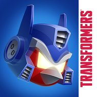 Angry Birds Transformers (MOD, Coins/Unlocked)