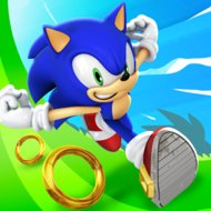 Sonic Dash (MOD, Money/Unlocked) - download free apk mod for Android