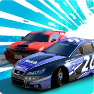 Smash Bandits Racing (MOD, Unlimited Money) - download free apk mod for Android