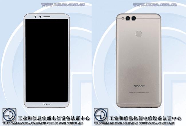 Honor V10 засветился в новом дизайне
