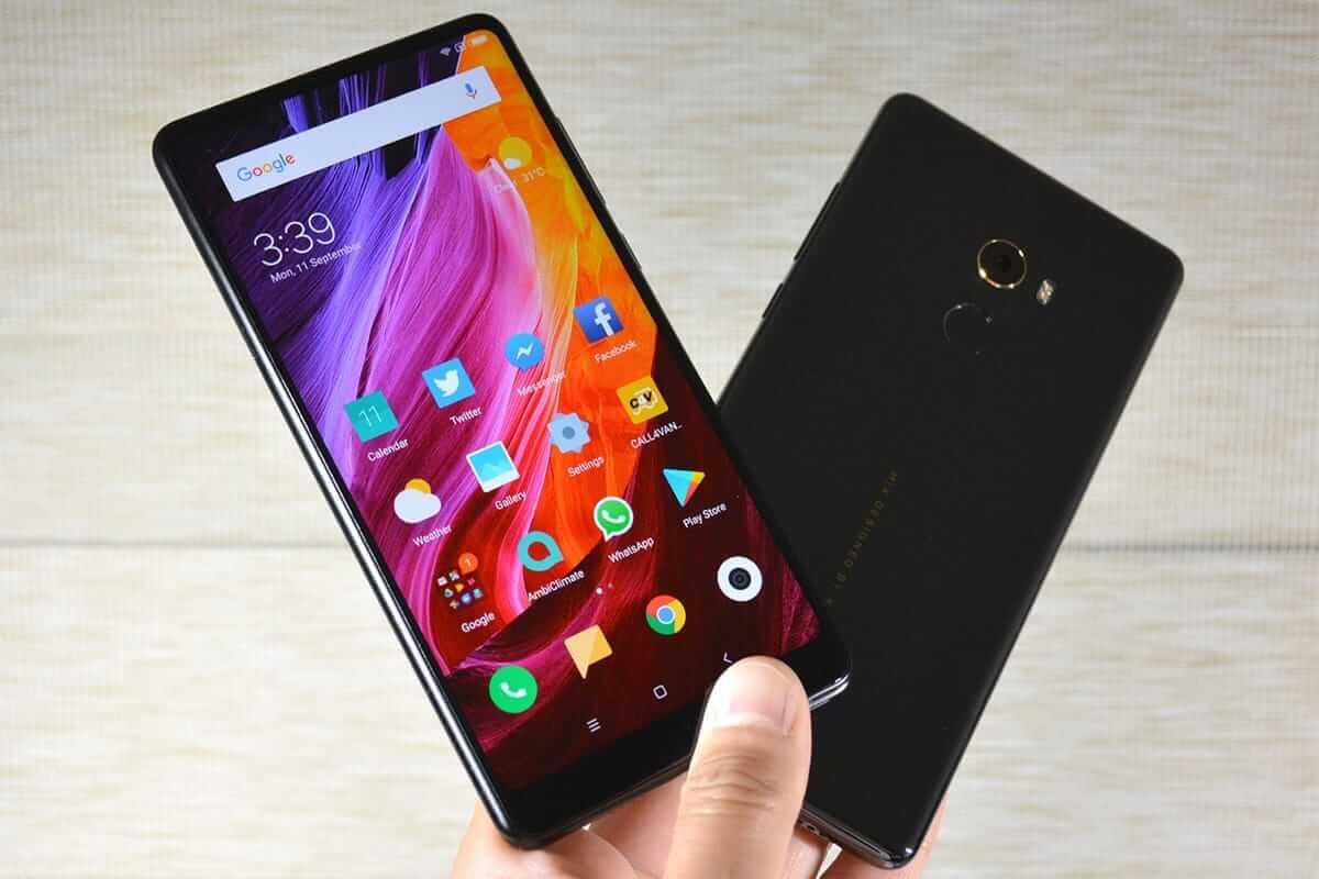 Новый Xiaomi Mi MIX 2