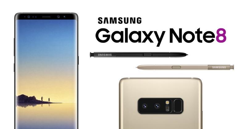 Часть выпущенных Samsung Galaxy Note 8 имеет проблемы с аккумулятором