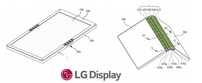 Новинка от LG – растягиваемый смартфон