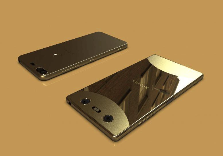 Новые флагманские модели смартфонов Sony