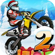 Mad Skills Motocross 2 (MOD, Rockets/Unlocked) - download free apk mod for Android
