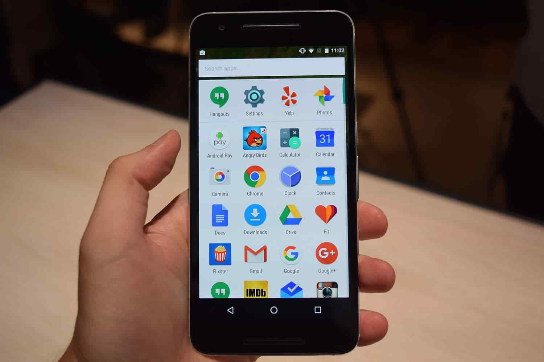 Возможные название операционной системы Android 9.0