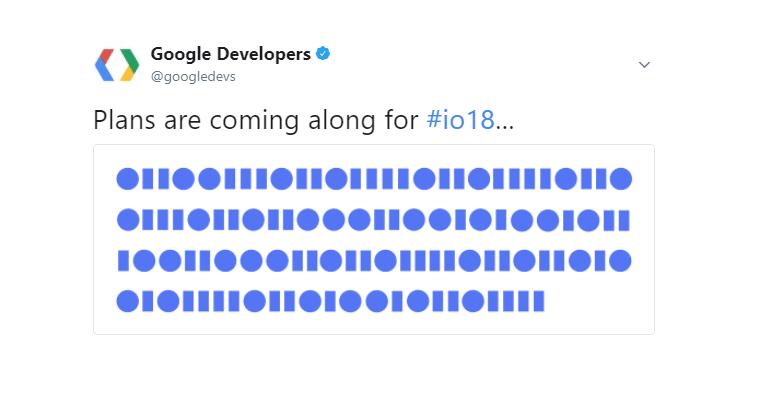 Google зашифровал название и дату выхода нового Android