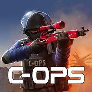 Critical Ops (MOD, Enemy on Minimap)