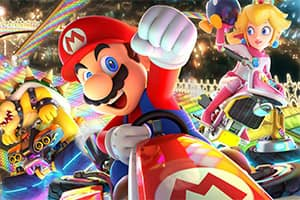 Nintendo готовит мобильную версию Mario Kart