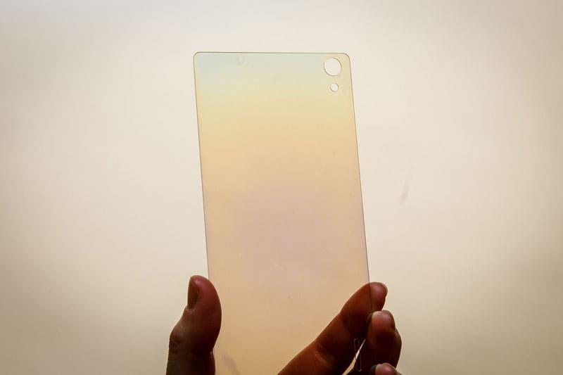 Разрабатывается алмазное покрытие для смартфонов