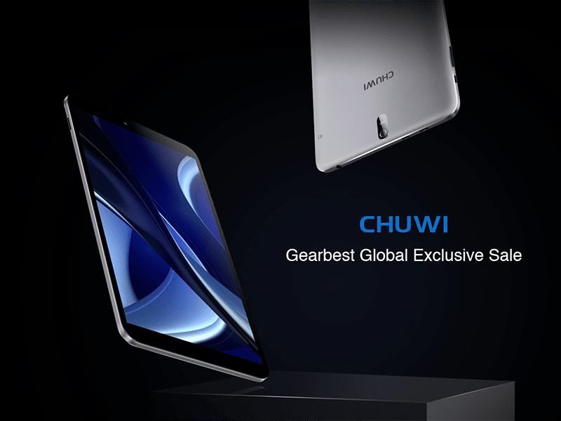 Chuwi выводит на рынок планшетов Hi8 Air с Windows 10 и Android 5.1