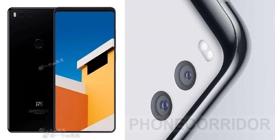 Стали известны характеристики Xiaomi Mi 7
