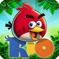 Download Angry Birds Rio (MOD, Unlimited Coins) free on android