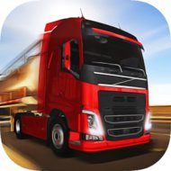 Euro Truck Driver (Simulator) (MOD, Unlimited Money)