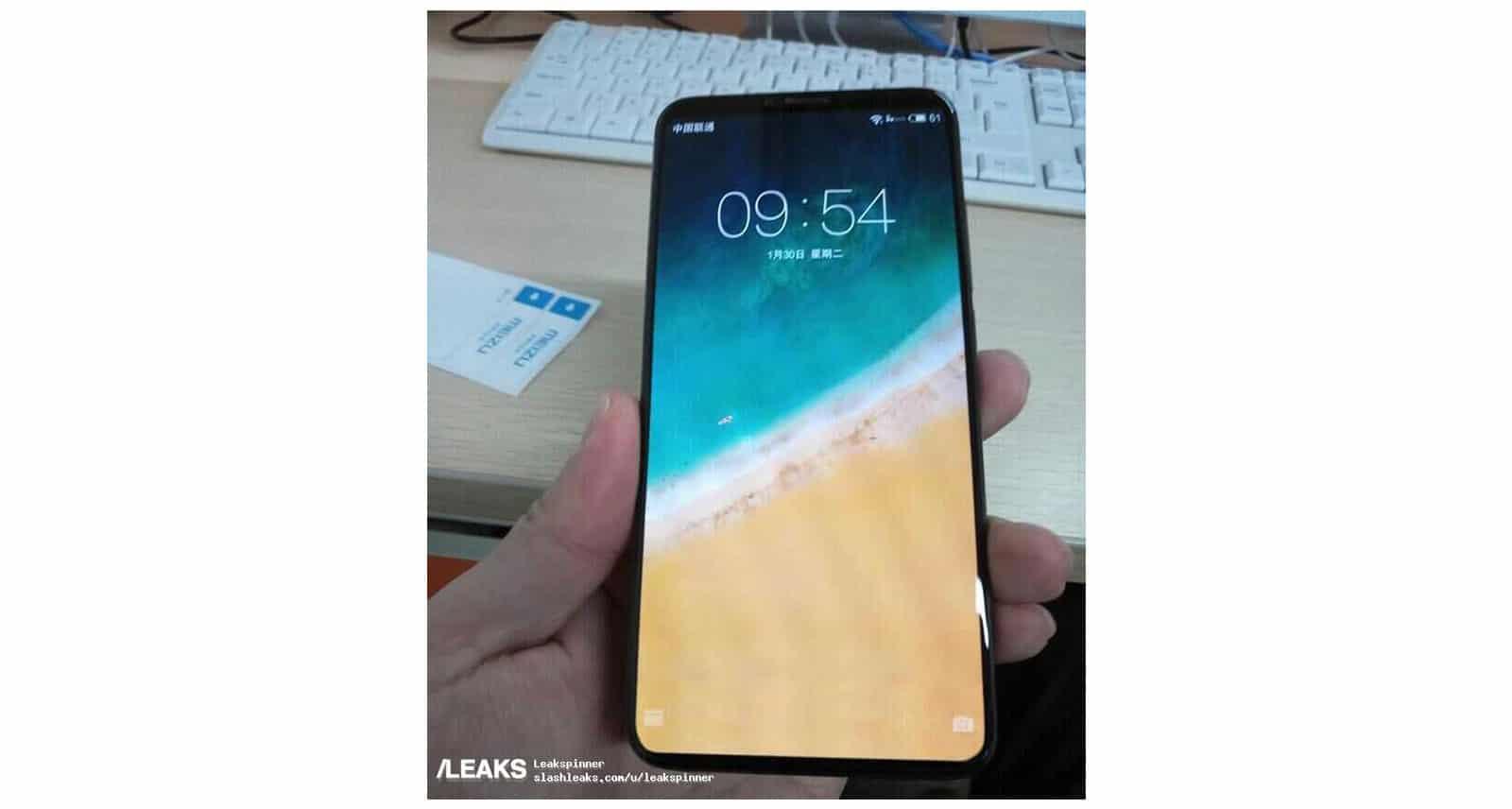 Опубликованы фотографии неанонсированного Meizu 15 Plus
