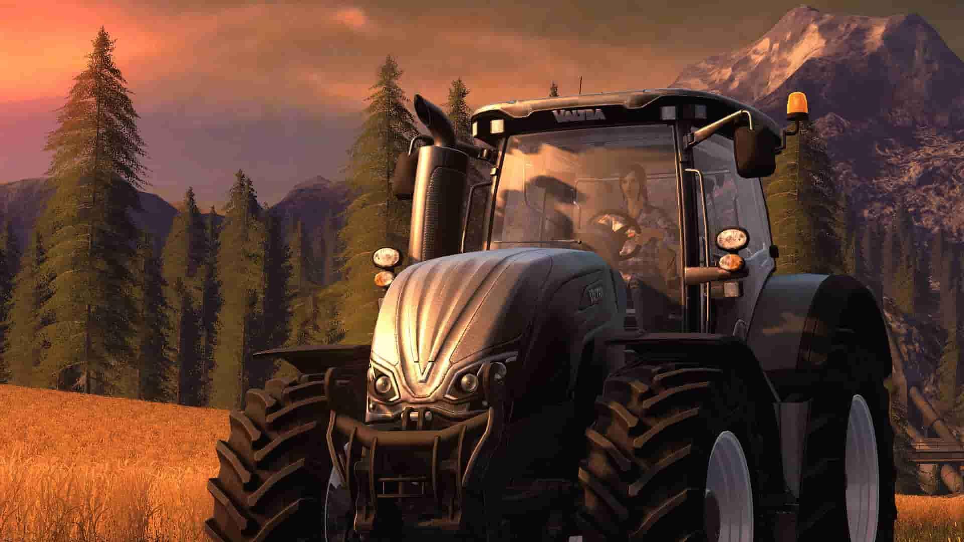 Новая часть Farming Simulator выйдет осенью