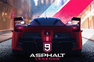 Gameloft готовится к релизу Asphalt 9: Legends